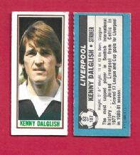 Liverpool Kenny Dalglish 52